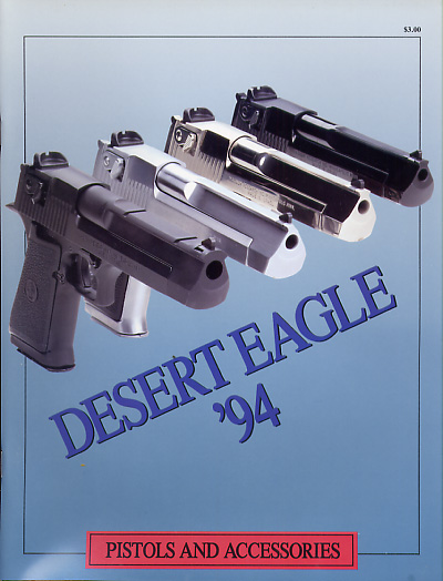 1994 Magnum Research/Desert Eagle Catalog