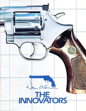 1984 Dan Wesson Catalog