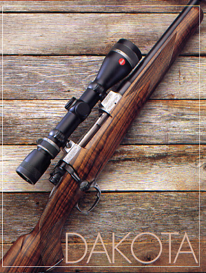 1999 Dakota Arms Catalog