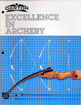1970's Darton Archery Catalog