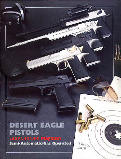 1987 Desert Eagle Catalog