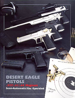 1989 Desert Eagle Catalog
