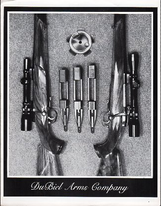 DuBiel Arms Co. Catalog