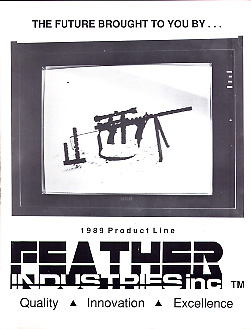 1989 Feather Industries Catalog