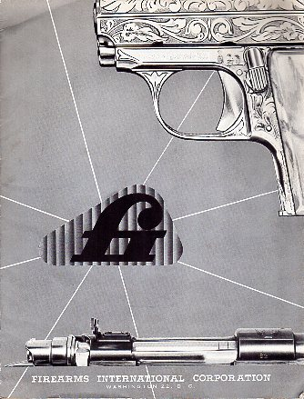 1958 Firearms International Catalog