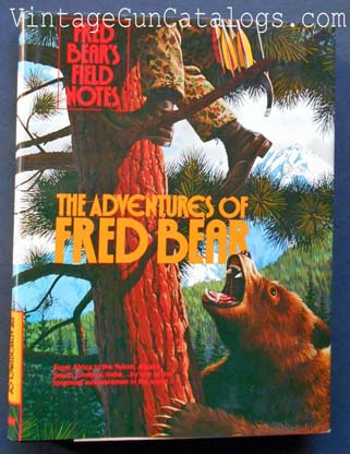 1976 Fred Bear's Field Notes BOOK