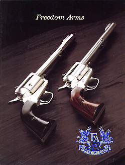 2000  Freedom Arms Catalog