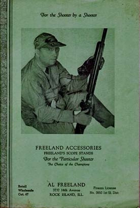 1947 Freeland Accessories Catalog