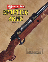 1972 Garcia Sporting Arms Catalog