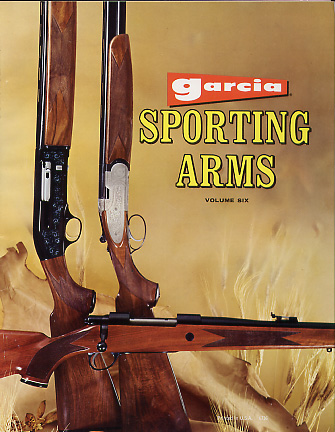 1973 Garcia Sporting Arms Catalog