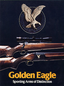 1970's Golden Eagle Catalog