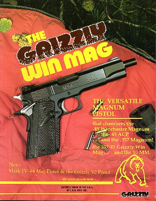 1993 L.A.R. Grizzly Catalog