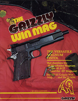 1990 L.A.R. Grizzly Catalog