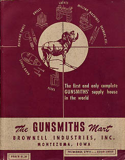 1949-50 Brownell Industries Catalog