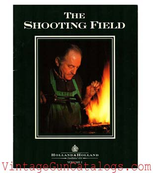 "1993 Holland & Holland ""The Shooting Field"""