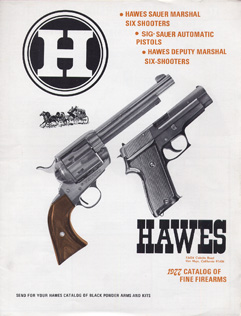 1977 Hawes Firearms Catalog