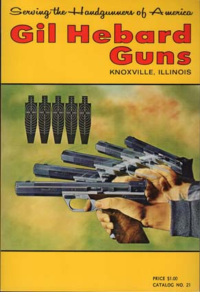 1973 Gil Hebard Guns Catalog