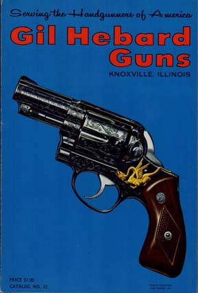 1974 Gil Hebard Guns Catalog