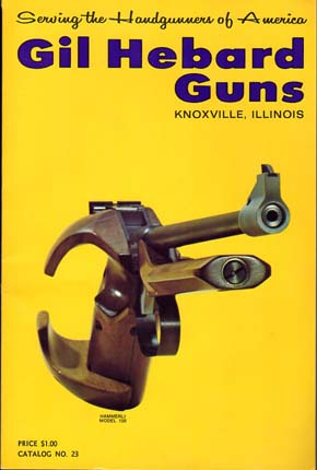 1975 Gil Hebard Guns Catalog