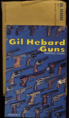 1977 Gil Hebard Guns Catalog