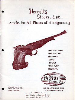 1971 Herrett's Stocks Catalog
