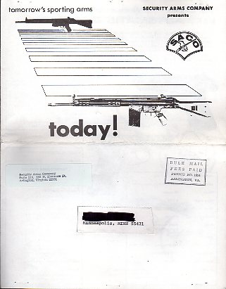 1973 SACO Heckler & Koch Catalog