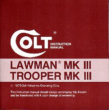 1979 Lawman/Trooper MKIII Inst.