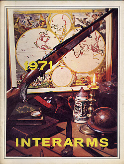 1971 Interarms Catalog