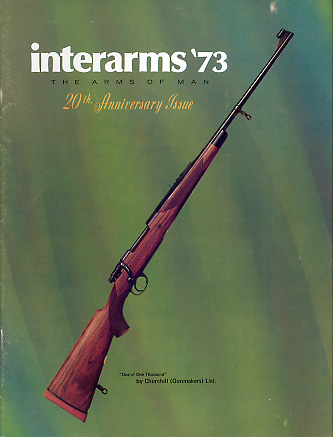 1973 Interarms Catalog