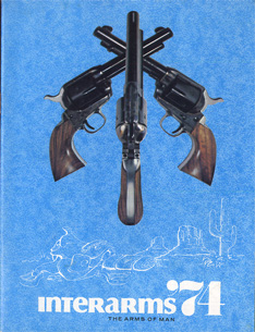 1974 Interarms Catalog