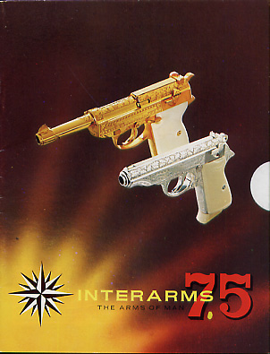 1975 Interarms Catalog