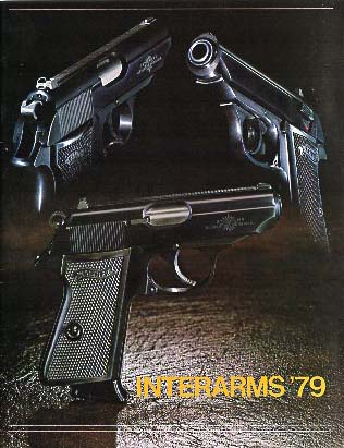 1979 Interarms Catalog