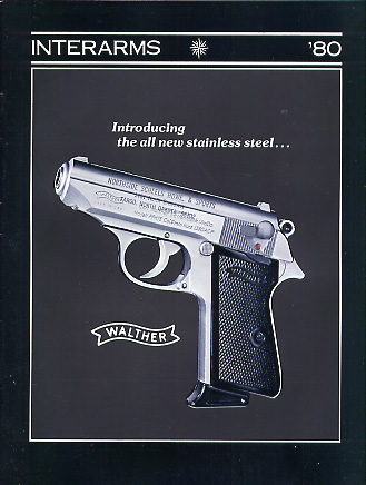 1980 Interarms Catalog