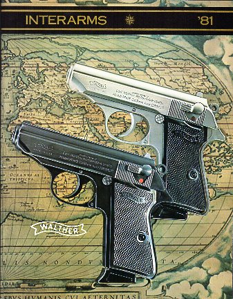 1981 Interarms Catalog
