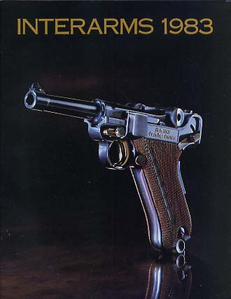 1983 Interarms Catalog