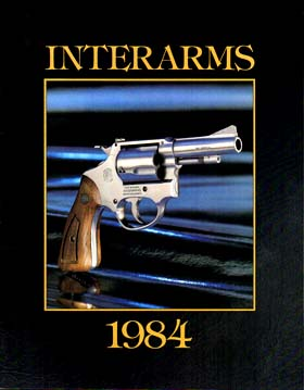 1984 Interarms Catalog