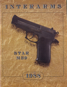 1988 Interarms Catalog