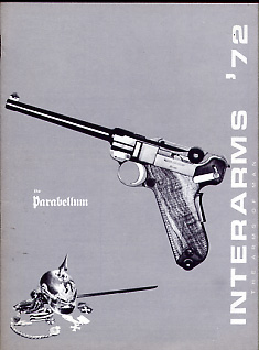 1972 Interarms Catalog
