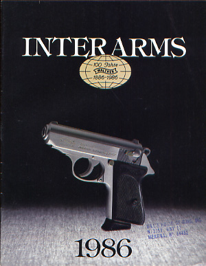 1986 Interarms Catalog