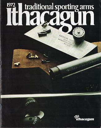 1972 Ithaca Sporting Arms Catalog