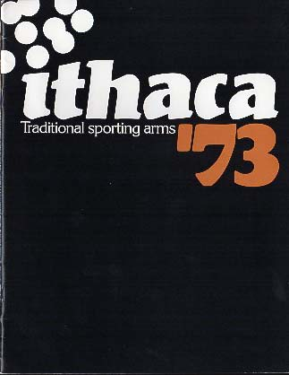 1973 Ithaca Sporting Arms Catalog