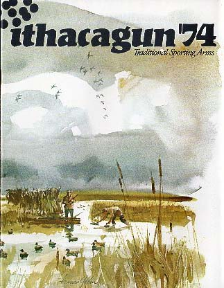 1974 Ithaca Sporting Arms Catalog