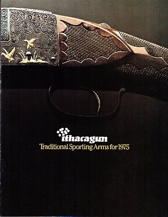 1975 Ithaca Sporting Guns Catalog