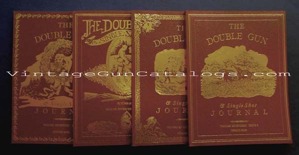 2006 Double Gun Journal & Single Shot Journal