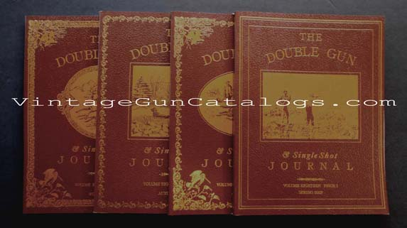 2007 Double Gun Journal & Single Shot Journal