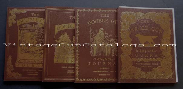 2008 Double Gun Journal & Single Shot Journal