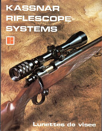 1970's Kassnar Scopes Catalog