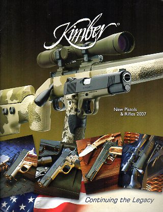 2007 Kimber New Products