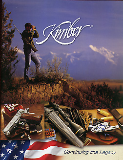 2007 Kimber of America Inc Catalog