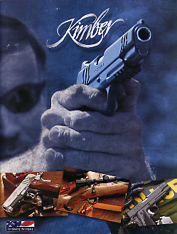 2008 Kimber of America Inc Catalog